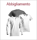 Abbigliamento personalizzato Roma