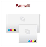 Stampa Pannelli Roma