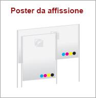 Stampa poster da affissione Roma