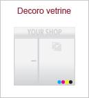 Decoro Vetrine Roma