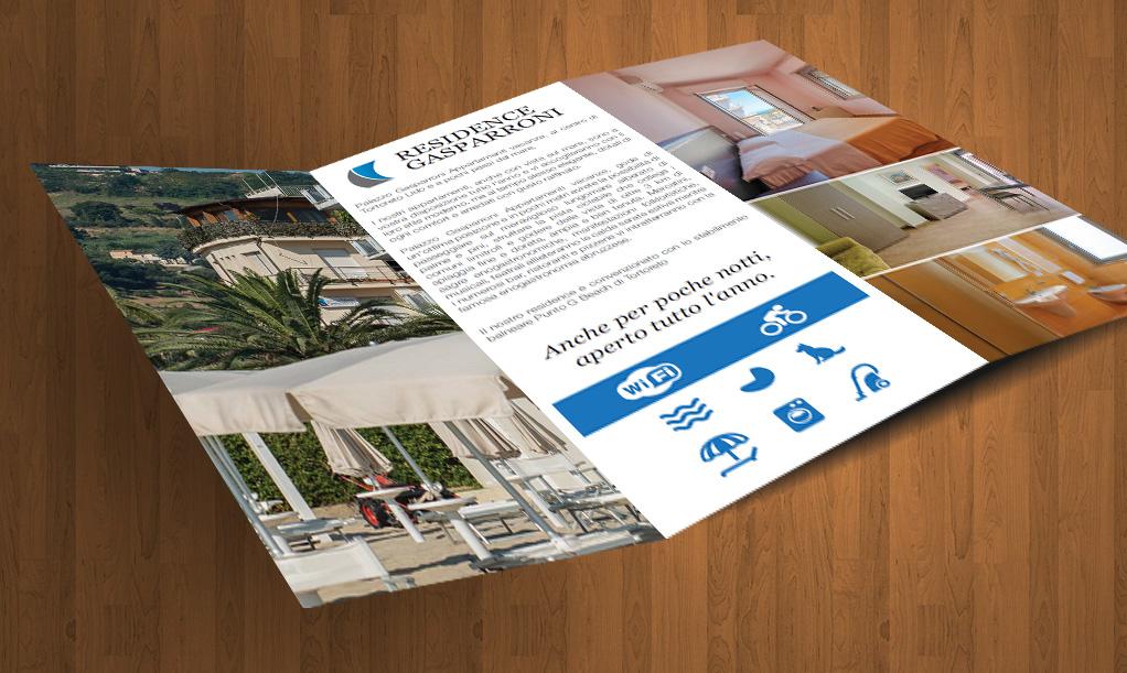 Stampa Pieghevoli-Brochure Roma